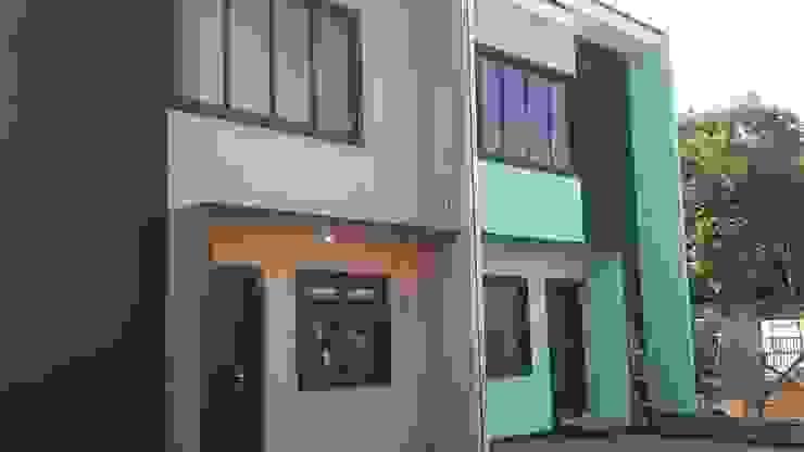 Rancang Bangun Townhouse Griya Fela, Sawangan Oleh PT Intinusa Persada Minimalis
