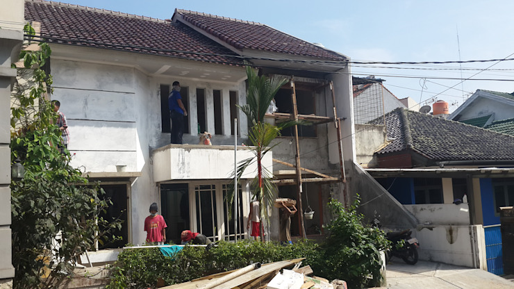 Renovasi Rumah di Bumi Bintaro Permai Oleh PT Intinusa Persada
