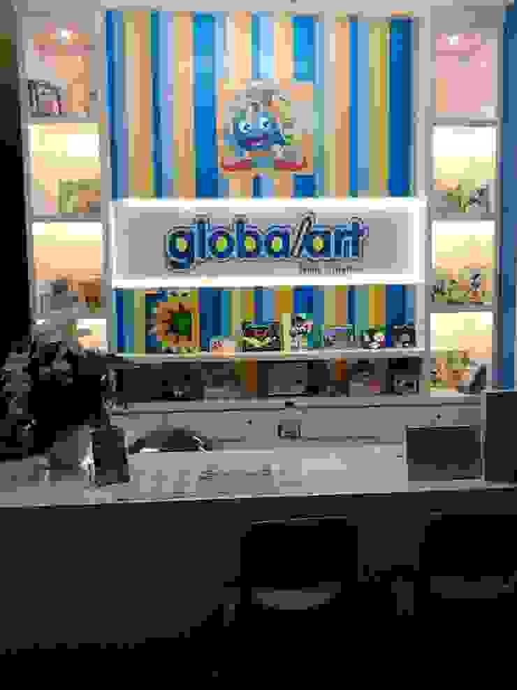 Design & Build GlobalArt Bintaro Oleh PT Intinusa Persada