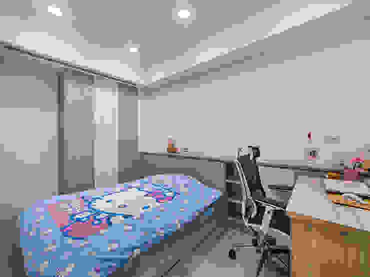 機能小巧簡約屋 根據 好室佳室內設計