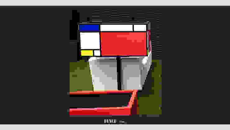 modern  by Fence Paris, Modern
