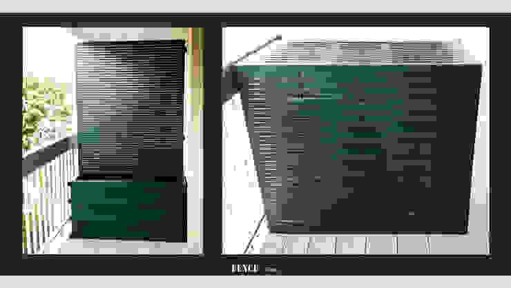 Fence Paris Balcones, porches y terrazasIluminación