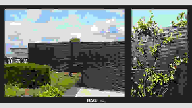 Fence Paris Balcones, porches y terrazasMobiliario