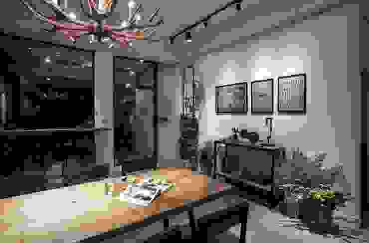 築一國際室內裝修有限公司 Modern study/office