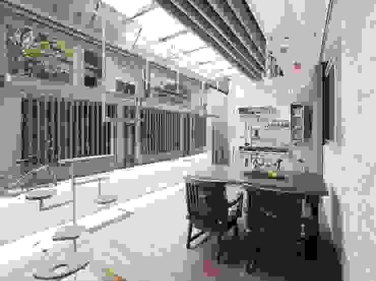 築一國際室內裝修有限公司 Modern style study/office