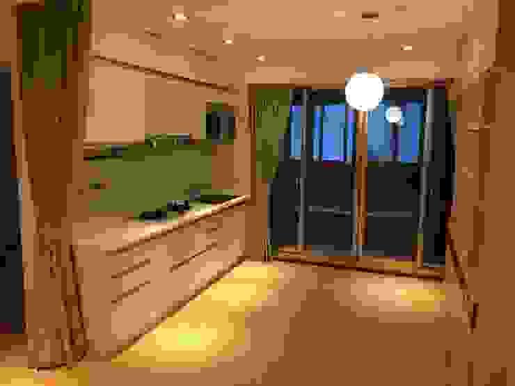 裝潢免百萬 利用現有格局及顏色的搭配 打造完美的家 捷士空間設計(省錢裝潢) 廚房