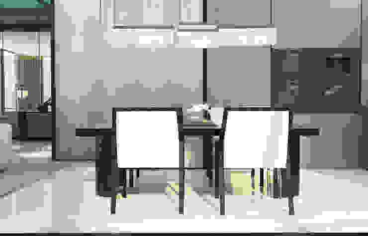Modern dining room by Anton Neumark Modern