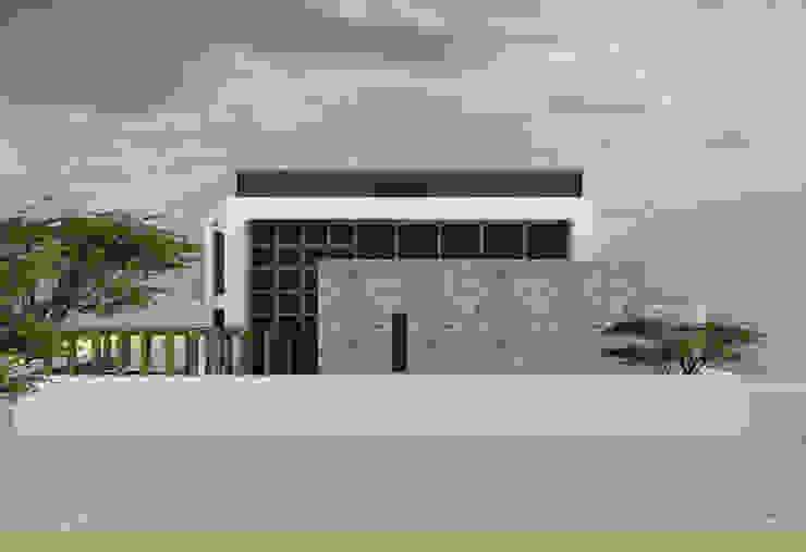 Bodhivraksh Design Studio Maisons de plain-pied