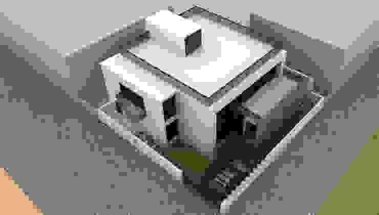 Bodhivraksh Design Studio Maisons modernes