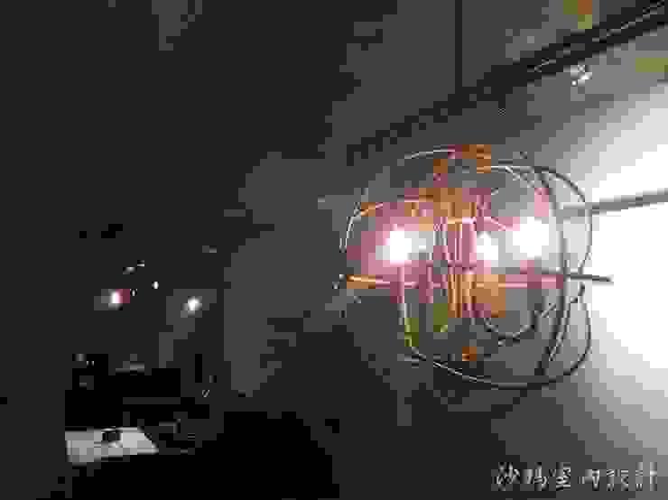 造型吊燈 根據 沙瑪室內裝修有限公司 工業風