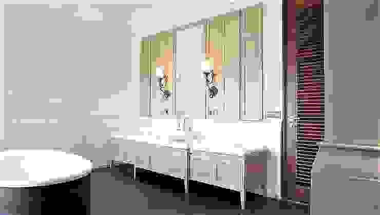 Master Bathroom 1:modern  oleh ARF interior, Modern