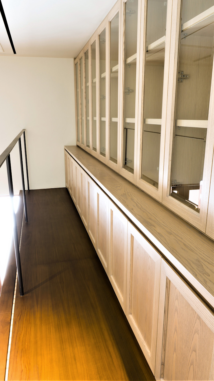 Library 6 (details floor):modern  oleh ARF interior, Modern