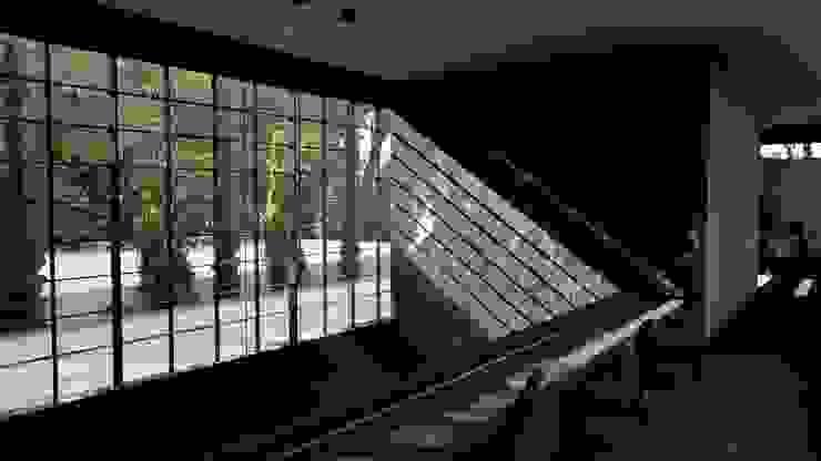 Workroom alexander and philips Ruang Studi/Kantor Klasik Marmer Black