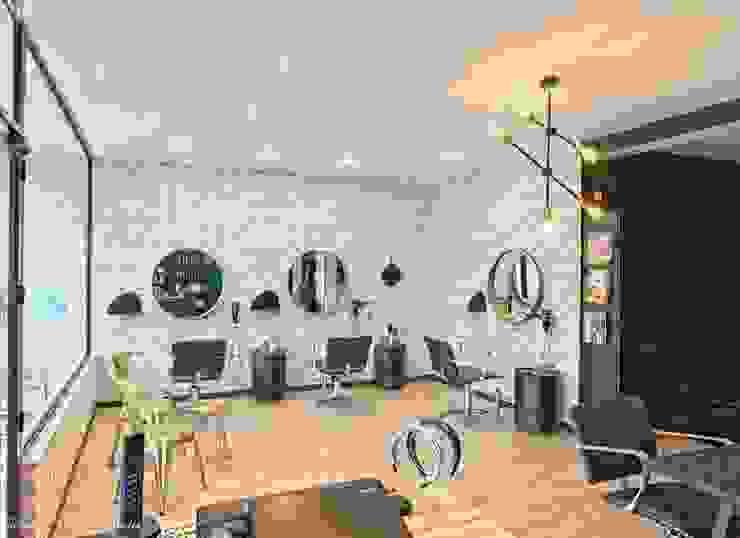L\'Atelier - nouveau salon de coiffure von ATDECO   homify