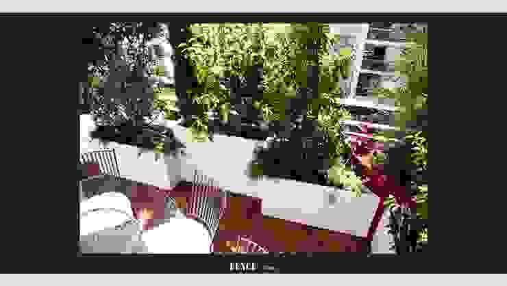 Fence Paris Balkon, Veranda & TerrasseMöbel