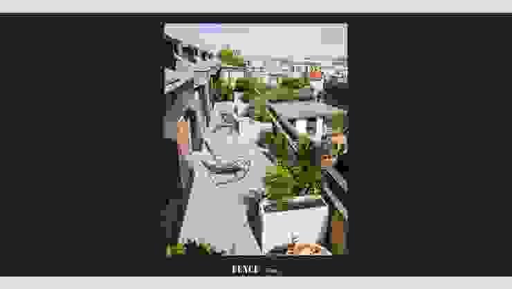 Fence Parisが手掛けた現代の, モダン