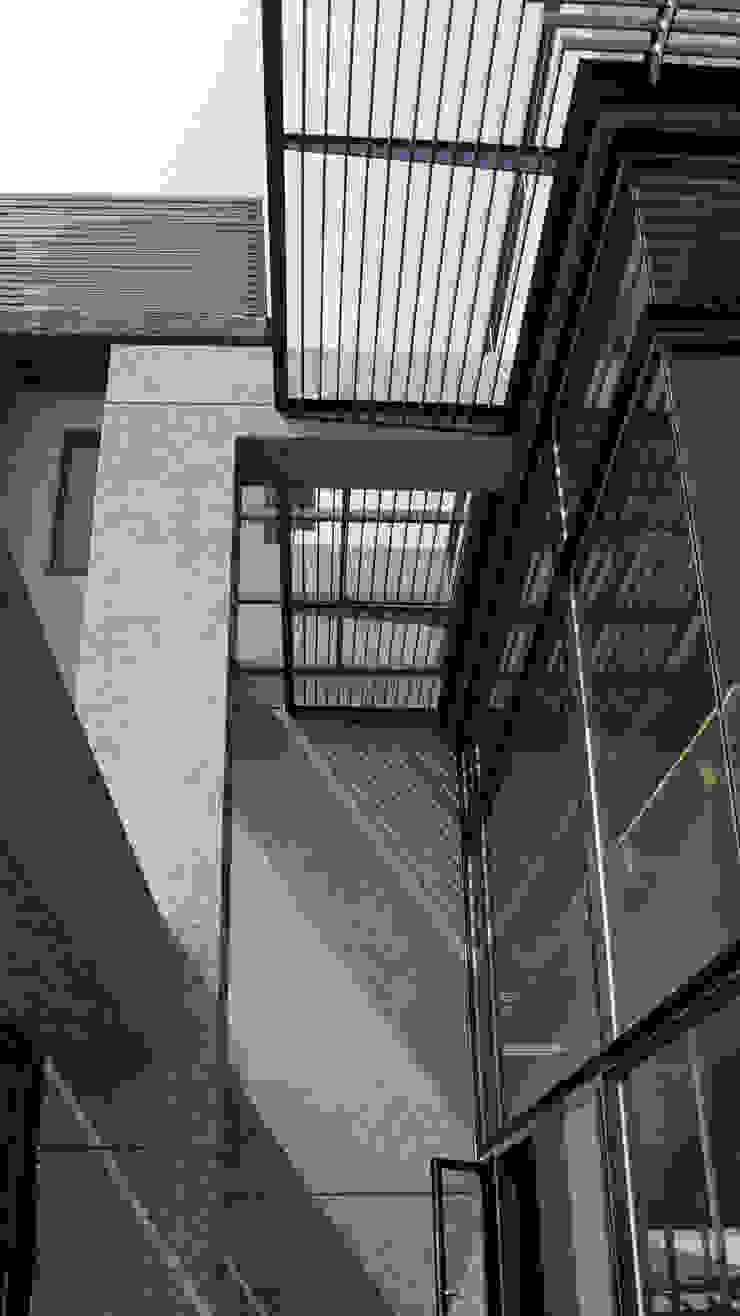 柱牆分離 根據 黃耀德建築師事務所 Adermark Design Studio 簡約風