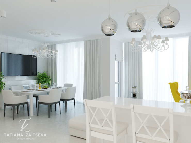 by Design studio TZinterior group Classic