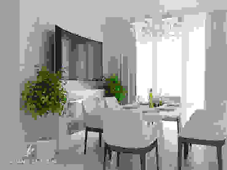 Phòng giải trí phong cách kinh điển bởi Design studio TZinterior group Kinh điển