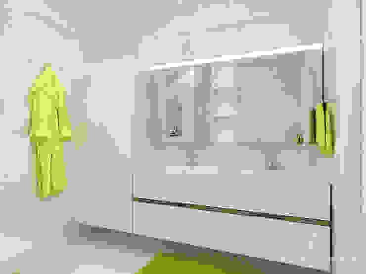 Classic style bathroom by Design studio TZinterior group Classic