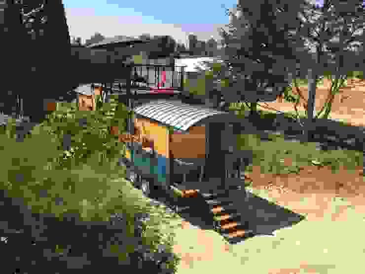 Jardin boheme Prefabricated home