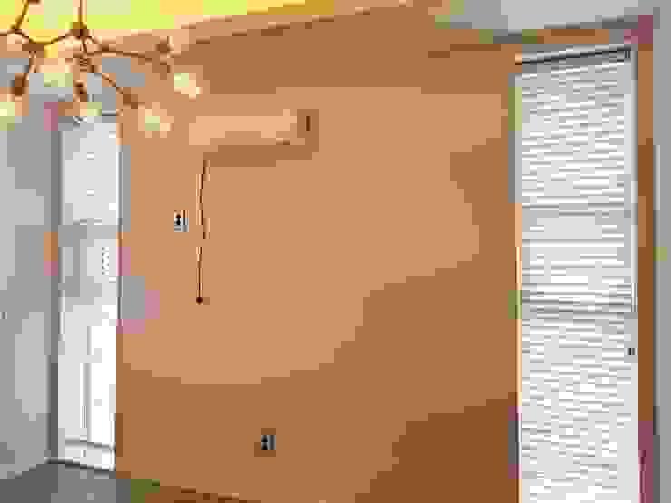 GN건축사사무소 嬰兒房/兒童房 刨花板 Beige