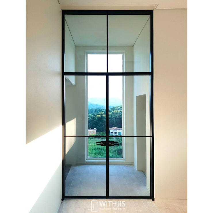 de WITHJIS(위드지스) Moderno Aluminio/Cinc