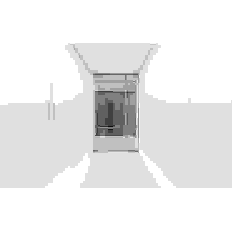 ALU-SD / 1SD(슬라이딩 도어1) 모던스타일 복도, 현관 & 계단 by WITHJIS(위드지스) 모던 알루미늄 / 아연