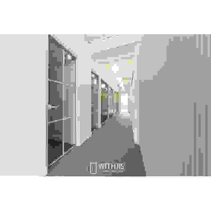1SW(편개형 스윙도어) + 2SD 등 다수 by WITHJIS(위드지스) 모던 알루미늄 / 아연