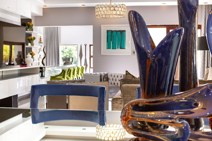Savanna Hills Estate : eclectic  by House of Gargoyle, Eclectic
