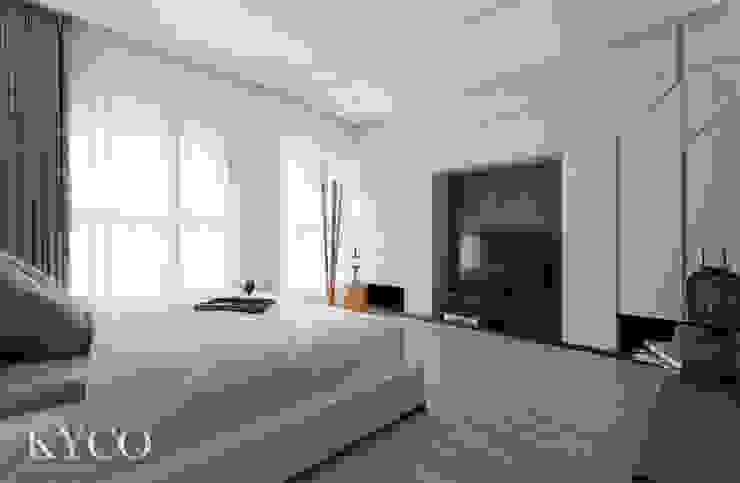Гостиницы в стиле модерн от 芮晟設計事務所 Модерн Дерево Эффект древесины
