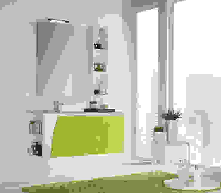 Baños de estilo  por FALEGNAMERIA ADRIATICA S.r.l.