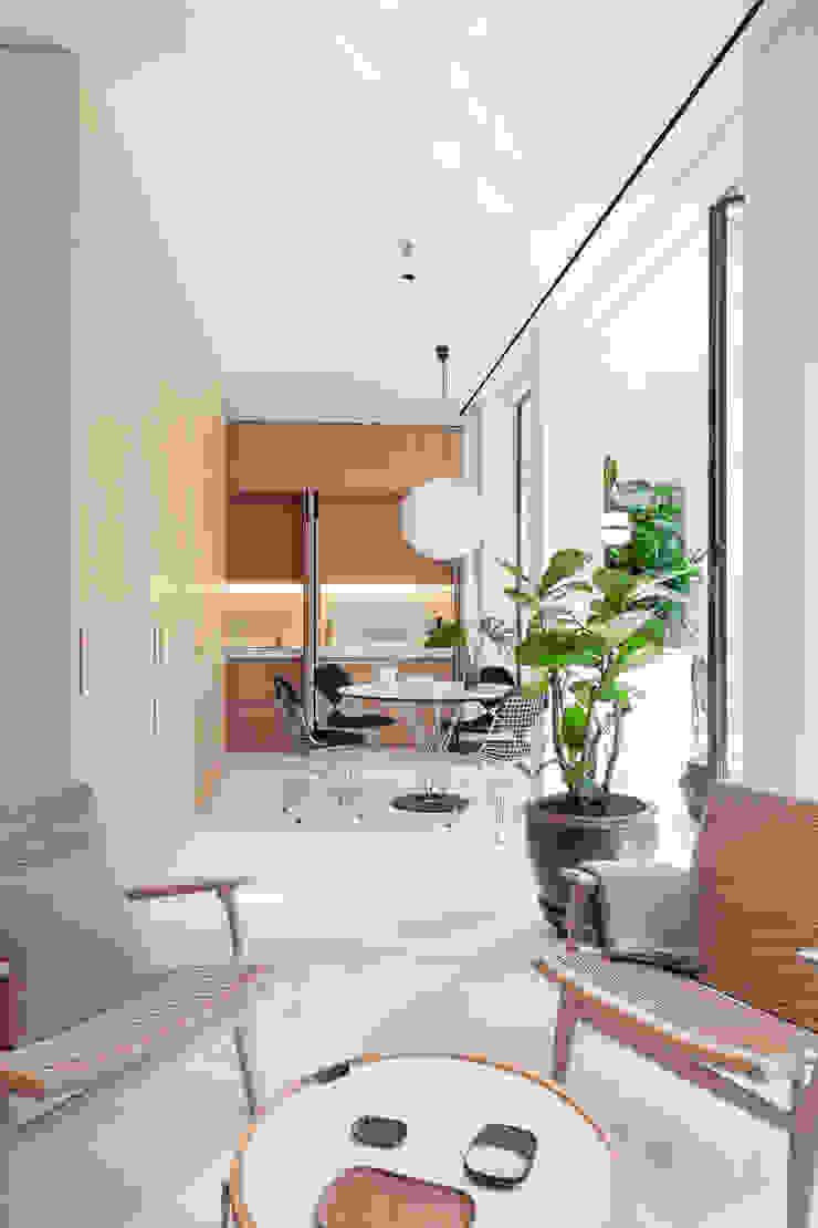 YLAB Arquitectos Living room