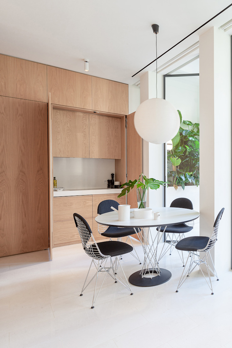 YLAB Arquitectos Kitchen