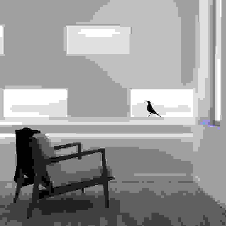 Cornice per LED bidirezionale a parete di Eleni Lighting Moderno