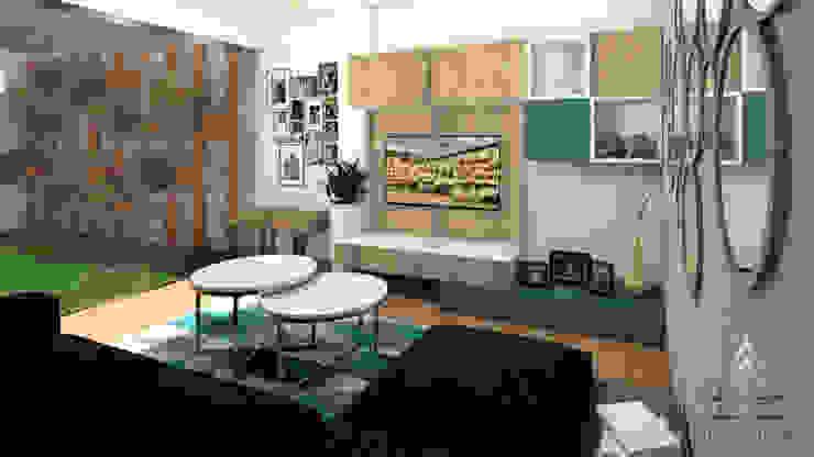 Modern Houses by SPAZIUM ARQUITECTURA INTERIOR Modern
