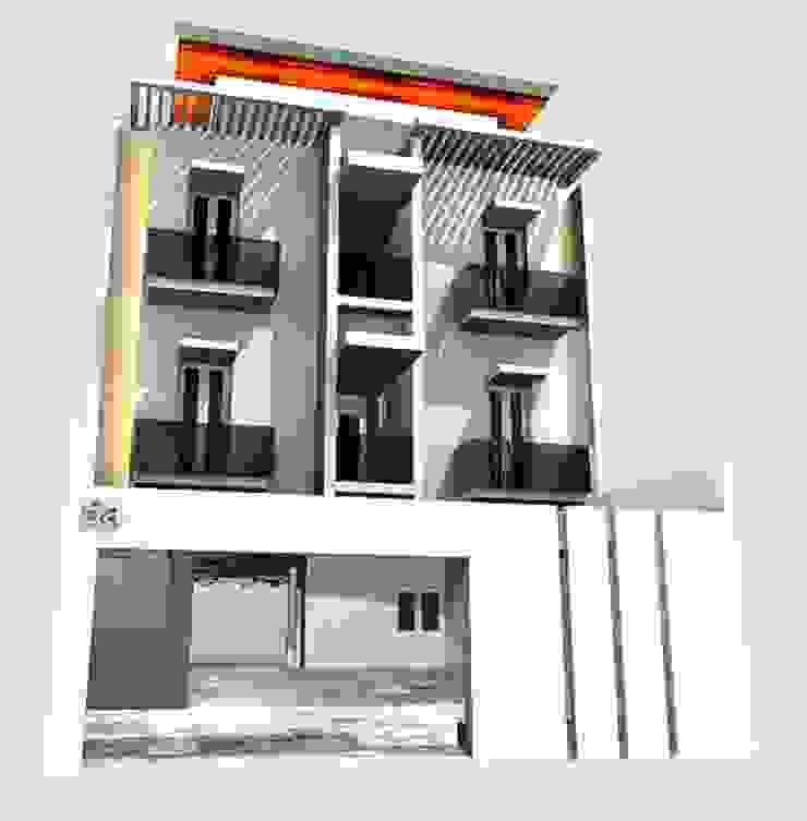 Rumah Kost 20 unit kamar, Kalibata Jakarta Selatan Oleh PT. DIAN CIPTA BANGUN