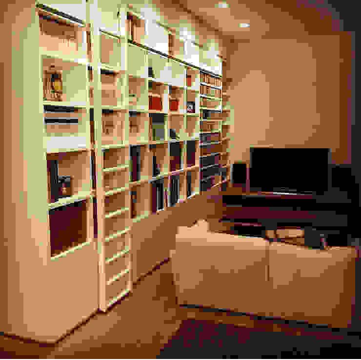 modern  by DUOLAB Progettazione e sviluppo, Modern Wood Wood effect