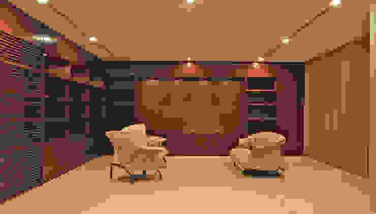 Ruang Keluarga Modern Oleh JWA,Jun Watanabe & Associates Modern