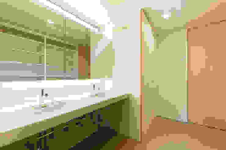五藤久佳デザインオフィス有限会社 Modern bathroom