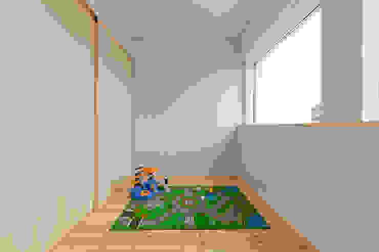 五藤久佳デザインオフィス有限会社 Підліткова спальня