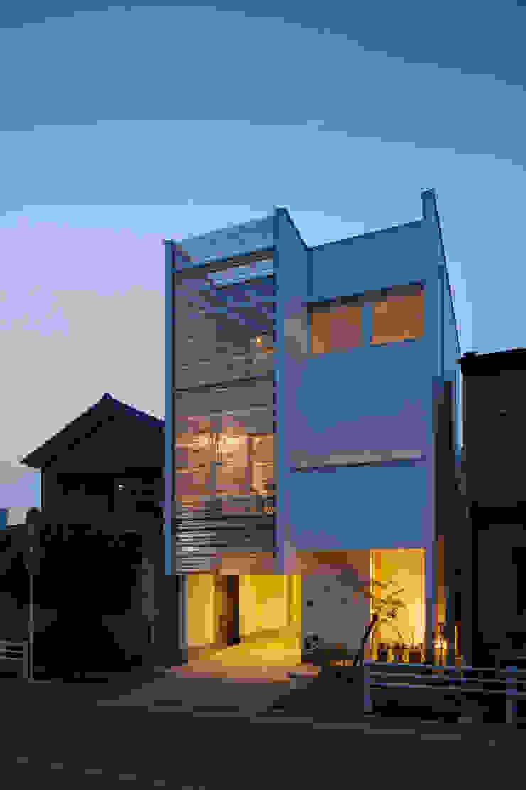 五藤久佳デザインオフィス有限会社 Дерев'яні будинки