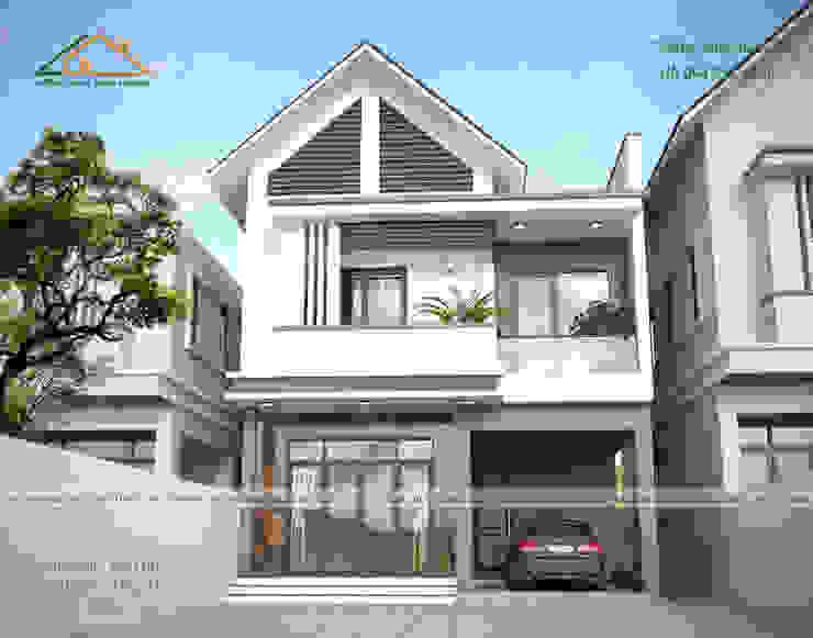 Tư vấn thiết kế bởi Công ty CP kiến trúc và xây dựng Eco Home