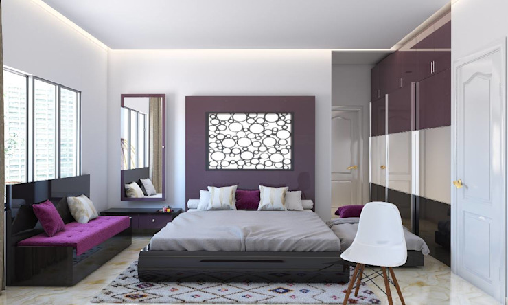 What Bedroom Colours Work Best For Indian Homes Homify