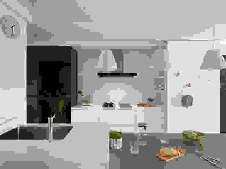 白色畫布 根據 寓子設計 北歐風