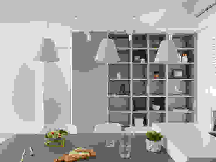 Comedores de estilo escandinavo de 寓子設計 Escandinavo