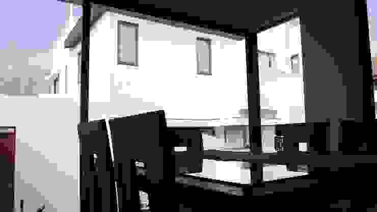 Comedores modernos de Territorio Arquitectura y Construccion - La Serena Moderno