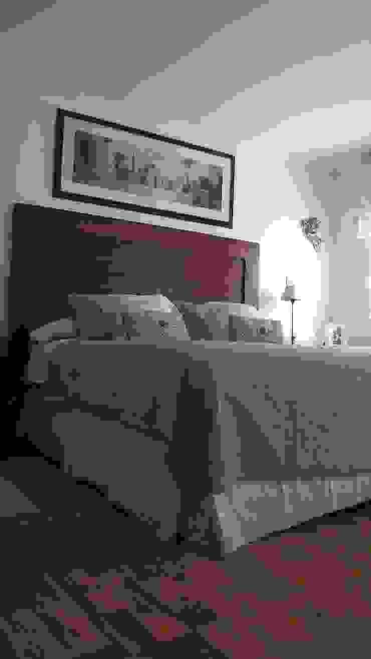 Dormitorios modernos: Ideas, imágenes y decoración de Territorio Arquitectura y Construccion - La Serena Moderno