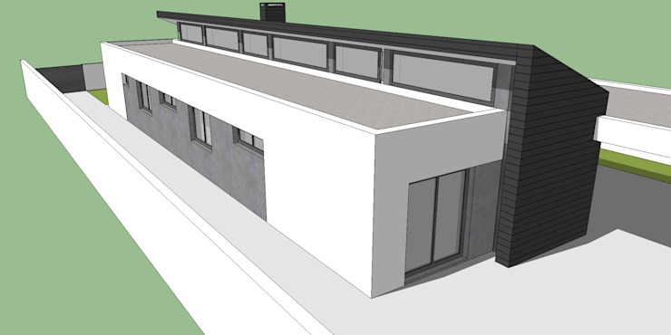 PE. Projectos de Engenharia, LDa Detached home
