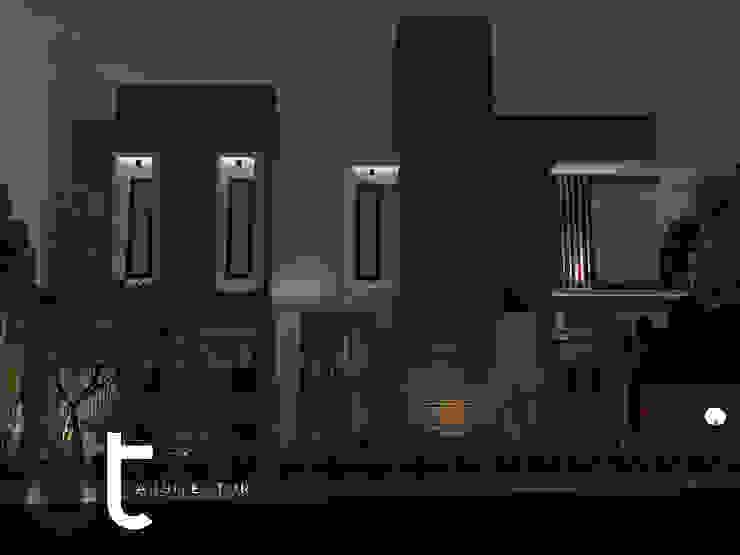 modern  by Rumah Desain Tropis, Modern
